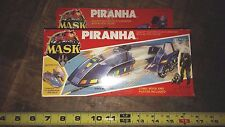 Mask Piranha Venom Motorcycle/Submarine with box