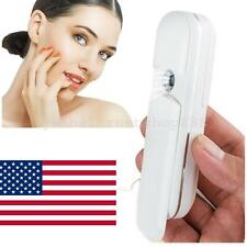 USA Ship Facial Moisturizing USB Charging Nano Mist Spray Atomization Mister  CE