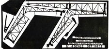 Tom's Modelworks #144-11 1/144 US Iowa Class Aircraft Handling Crane set