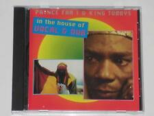 PRINCE FAR I & KING TUBBYS -In The House Of Vocal Dub- CD