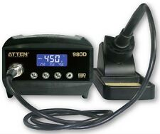 Digital LCD Soldering Iron Soldering Station 80W 150C-450C 302F-842F ESD AT980D