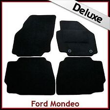 Ford Mondeo (2007 2008 2009 2010 2011) Tailored LUXURY 1300g Car Mats NEW
