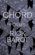 Chord by Rick Barot (2015, Paperback)