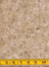 Cantik Batik Inspirations 1004-210 - Bubbles in Tan 1/2 yd