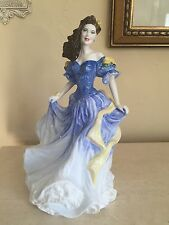 "Royal Doulton Figurine Rebecca Figure of the Year 1998  Lg 8.5"" MINT COND!"