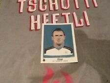 #355 Miroslav Klose Germany Tschutti Heftli World Cup 2014 sticker Lazio