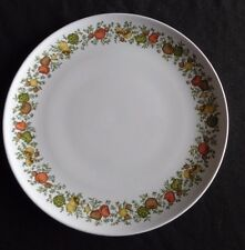 "Corning Ware Centura Corelle Spice Of Life Set of 4 10"" Dinner Plates"