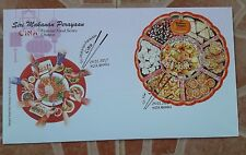 Malaysia 2017 Festival Food Series - Chinese ~ MS-FDC
