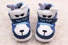 new Baby Boys Girl cute infant Toddler soft Crib Shoe sneaker size 0-18 months