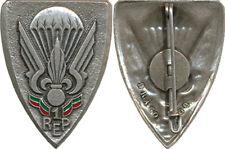 LEGION, 1° Régiment Etranger de Parachutistes,retirage embouti,Drago R 09(2259)