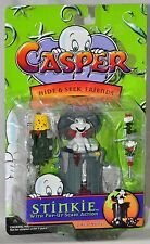 Casper Hide & Seek Friends Stinkie with Popup Scare Action MOC Harvey 1997