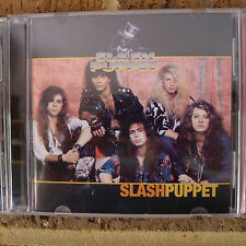Slash Puppet - No Strings Attached CD (OOP, Rare, Suncity Records)