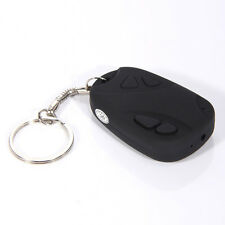 Hot Mini Car Key Chain Hidden Pinhole Spy Security Camera DVR Video Recorder Cam