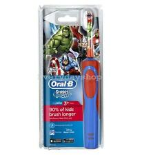 Braun Oral-B Stages Power Avengers Kids Rechargable Toothbrush