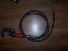 BURNDY YCC-1 HYDRAULIC CABLE CUTTER W/ HOSE AND FITTING