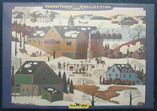 jigsaw puzzle 1000 pc Maple Sugaring 2001 NEW HomeTown Collection Heronim
