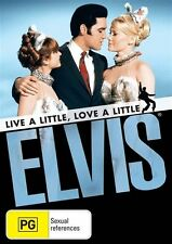 Live a Little, Love a Little (Elvis) - Rudy Vallee DVD NEW