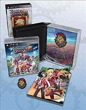 The Legend of Heroes: Trails of Cold Steel (Lionheart Edition) - Ps3 - New