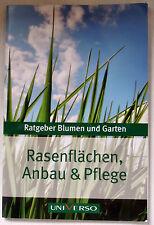 RATGEBER BLUMEN UND GARTEN RASENFLÄCHEN, ANBAU & PFLEGE SONDERAUSGABE