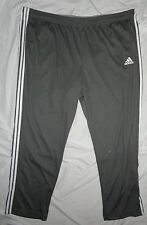 NEW! Adidas Climalite Pants Mens 4X 4XL Gray NWT!