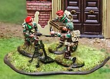 THE COLLECTORS SHOWCASE WW2 BRITISH CBB063 1ST AIRBORNE 3 INCH MORTAR TEAM MIB