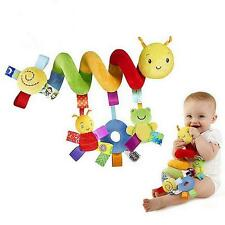 Animal Handbells Developmental Toy Bed Bells Kids Baby Soft Toys Rattle