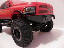ScalerFab Steel Axial SCX10 Power Wagon Fullsize Front Bumper w/ Shackle Mounts