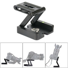 Camera Flex Tripod Z Pan Tilt Bracket Head Solution Photography Studio Stand New
