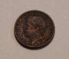 10 centesimi Italia Italy Italien 1927 Victor Emanuell III (B6)