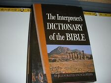 """""""Interpreters Dictionary of the Bible"""" K-Q JEHOVAH PAROUSIA Watchtower Research"""