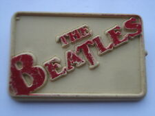 C1960S VINTAGE THE BEATLES PLASTIC PIN BADGE