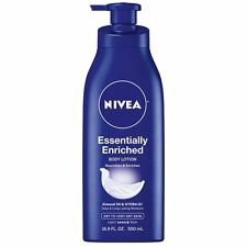 Nivea Essentially Enriched Body Lotion, 16.9 oz (Pack of 12)