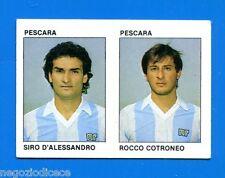 CALCIO FLASH '84 Lampo - Figurina-Sticker n. 414 -D'ALESSANDRO-COTRO PESCARA-New