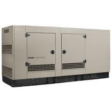 Kohler 125ERESC-QS3 - 125 kW Emergency Standby Power Generator (Aluminum)