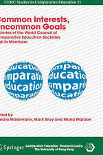 Common Interests, Uncommon Goals: Histories of the World Council of-ExLibrary