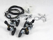Dia Compe Cantilever Brake set 983 Black Vintage racing Touring Bicycle NOS
