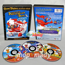 Dastardly & Muttley in their flying machines: The Complete Serie Latino R1 y 4