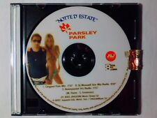 PARSLEY PARK Notte d'estate cd singolo PR0M0 RARISSIMO