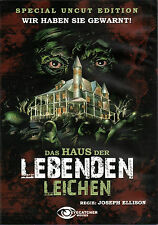 Don't go in the House - Special Uncut Edition , new ,Haus der lebenden Leichen B