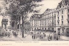 PARIS hôtel majestic av kléber