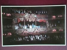 POSTCARD RP ROYALTY ROYAL FAMILY AT COVENT GARDEN 1950  30 YEARS E II R