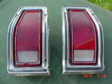 80 79 78 77 76 MoPar Dodge Aspen Plymouth Volare Station Wagon Tail Lamps Lights
