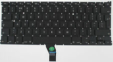 "NEW APPLE MACBOOK AIR 13"" A1369 A1466 KEYBOARD UK LAYOUT 2011 2012 F128"