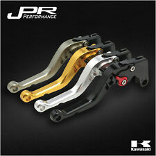 JPR ADJUSTABLE CLUTCH+BRAKE LEVER SET KAWASAKI 2005-2006 ZX636R/ZX6R - JPR-3528