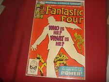 FANTASTIC FOUR #234  John Byrne     Marvel Comics - 1981 VG