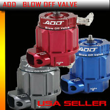 ADD W1 Turbo Blow Off Valve BOV boost Kit turbocharger supercharger COLOR RED