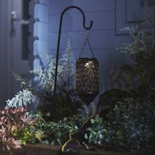 Marrokanische Lanterne Solaire Pointe Jardin Décoration De
