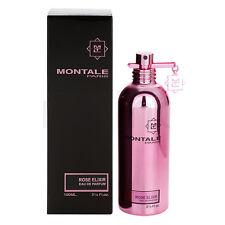 Montale Paris Rose Elixir Eau De Parfum EDP 100ml (3.3 oz) *NEW IN BOX*