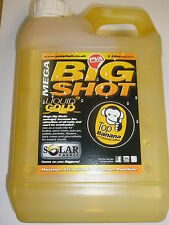 Solar Top Banana  Mega Shot Liquid Glug 1 litre Carp fishing