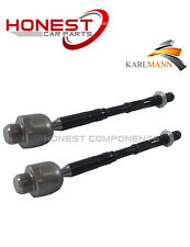 For NISSAN QASHQAI, +2 J10 2006-2014 FRONT INNER TIE TRACK ROD ENDS L/R Karlmann